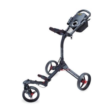bag boy tri swivel golf push cart