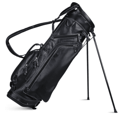 Leather Stand Golf Bag Sun Mountain